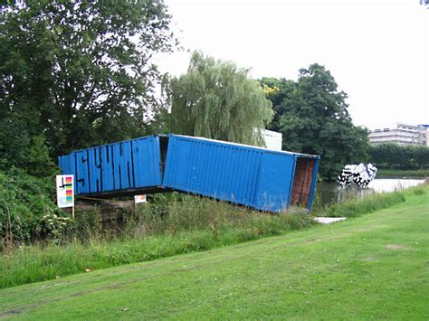 Home Office Design And Layout container bridge gorinchem