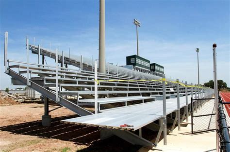cuero stadium cuero stadium should be finished by football season high