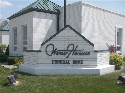 our staff werner harmsen funeral home of waupun wi