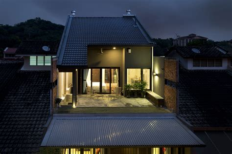 terrace drtan lm architect archdaily