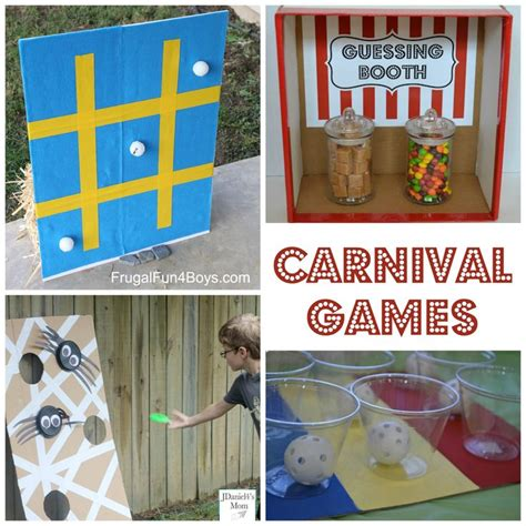 backyard carnival games for kids best 25 carnival games kids ideas on pinterest