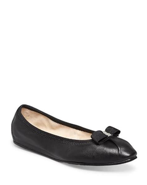 Sepatu Baguss Salvatore Ferragamo Luxury Ribbon Flats salvatore ferragamo my ballet flats bloomingdale s