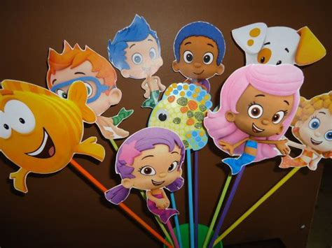 17 best images about luna s bubble guppies party on