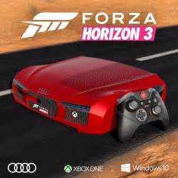 Barn Finds Forza Horizon Cars Yes That Audi R8 Edition Of The Xbox One S Is Real And