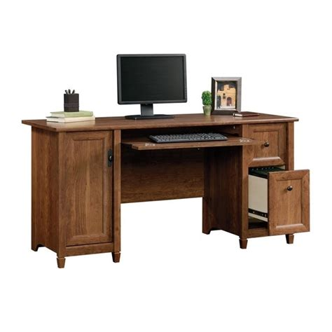 Cherry Laptop Desk Computer Desk In Auburn Cherry 419395