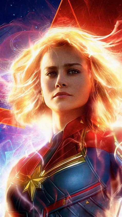 captain marvel wallpaper  iphone android  desktop