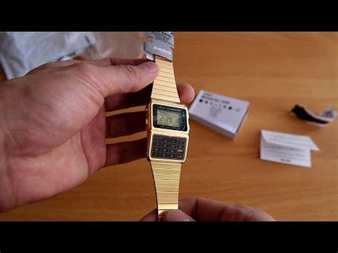 Terlaris Jam Tangan Calculator Casio Original Dbc 32d casio dbc 610 review doovi