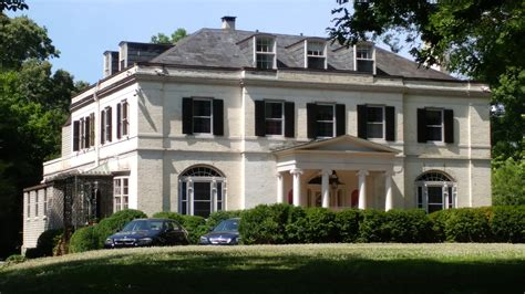 Cox Chambers House by Buckhead Mansions Part 2 Homes