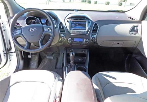 hyundai tucson 2014 white 2014 hyundai tucson limited test drive nikjmiles com