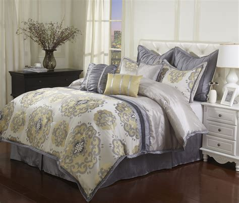 9 piece queen franza jacquard bedding comforter set ebay