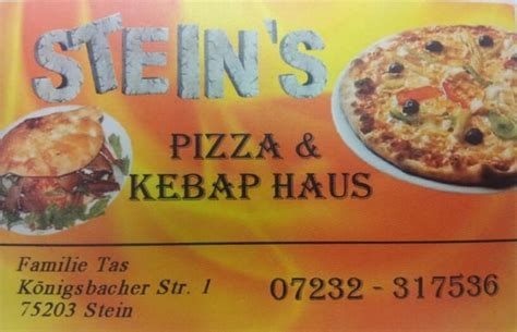 pizza kebap haus steins pizza kebap haus food delivery services