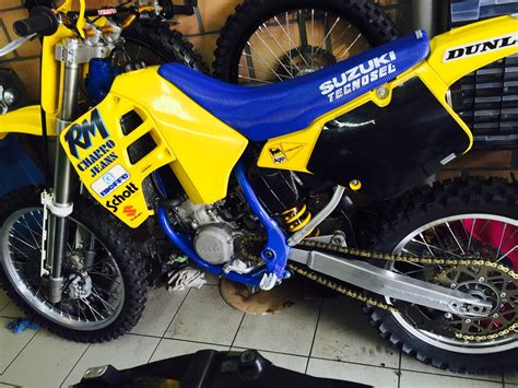 works motocross bikes for sale suzuki 90 s works parts and bikes for sale bazaar