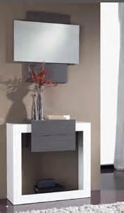 meuble console entree design
