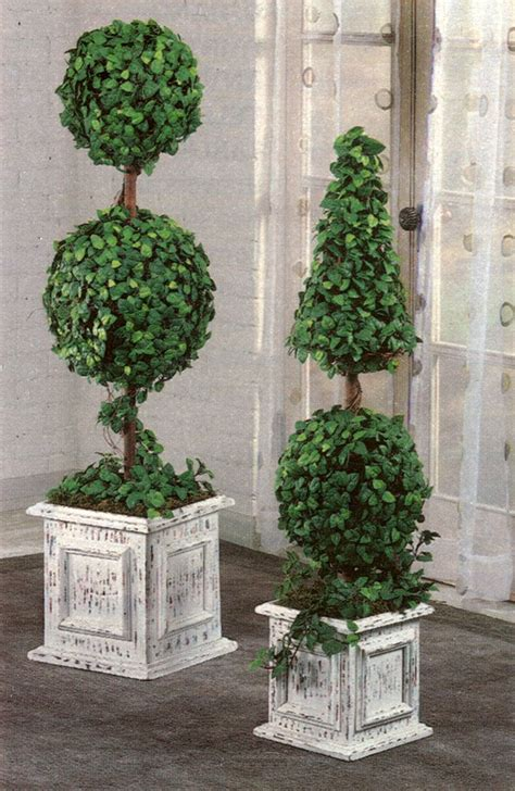 Topiaries On Front Porch Porches Pinterest Front Front Door Topiary