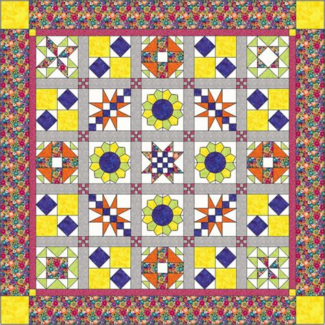 Size Quilt Patterns For Beginners by Quilt Pattern For Beginners Size Sler Quilt