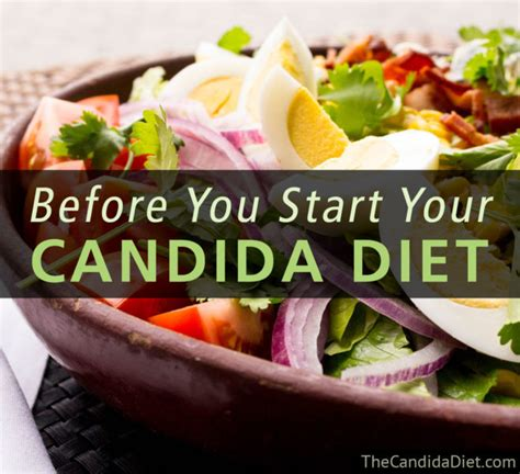 How To Detox Before You Start A Diet by Before You Start Your Candida Treatment 187 The Candida Diet