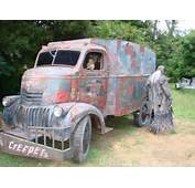 Chevrolet  YU Jeepers Creepers Vehicles From Movies History