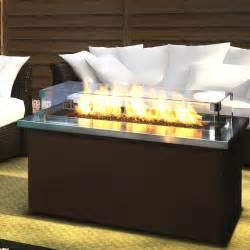 key west gas coffee pit table by firegear