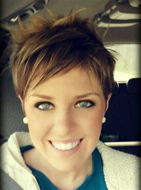 try on a pixie cut pixie haircuts for fine hair it is possible to try pixie