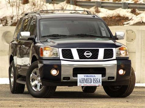 nissan armada ta60 2006 service manuals car service repair workshop manuals
