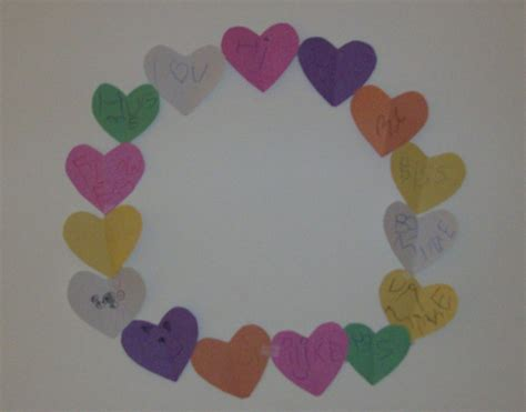 Craft Paper Hearts - 10 valentine s day crafts for preschoolers mommysavers