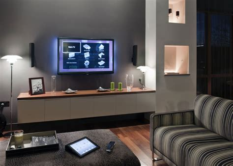 technology in the home baulogic opens show home with knx smart home technology connected home world