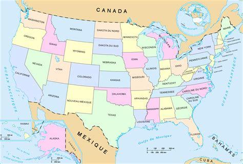 news tourism world carte de etats unis images