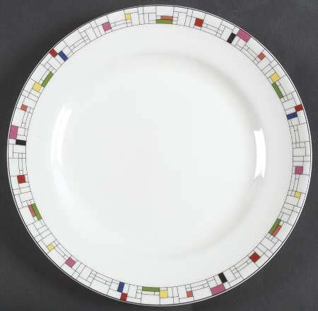 Pippin Park Tableware By Kate Spade by Lenox Gramercy Park At Replacements Ltd