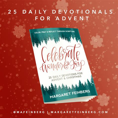 advent devotional new advent devotional your invitation to celebrate the