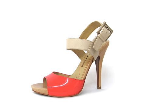 rebel sandals luxury rebel sandals judith in pink mustard lyst