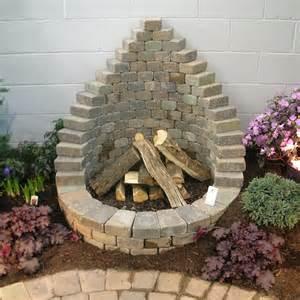 Firepit Diy Triyae Easy Outdoor Pit Ideas Various Design Inspiration For Backyard