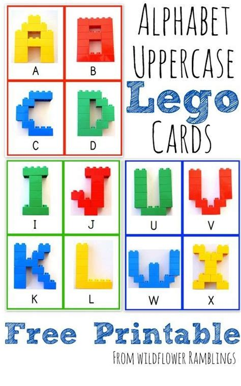 printable alphabet board 25 best ideas about lego bulletin board on pinterest