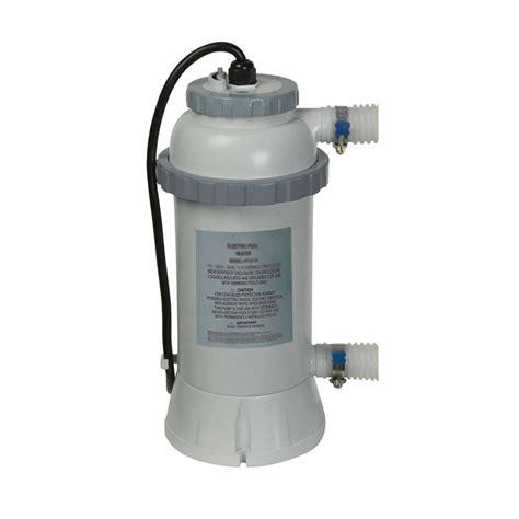 electric pool heater intex electric pool heater 220 240v ebay
