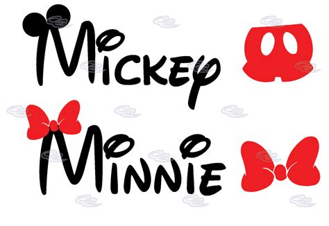 Mickey Minnie Bow by Mickey Mouse Minnie Mouse Bow Married With Mickey