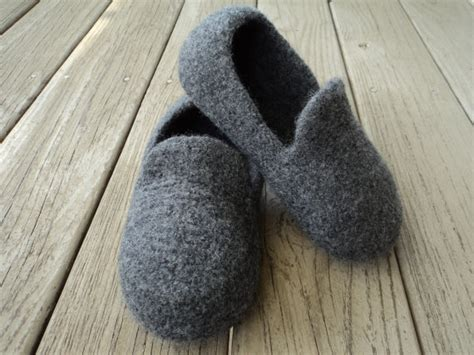felted wool slipper patterns free pdf mens loafer slipper felted wool knitting pattern