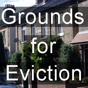 Grounds For Sectioning by Grounds For Eviction Ground 8 Rent Arrears Ground