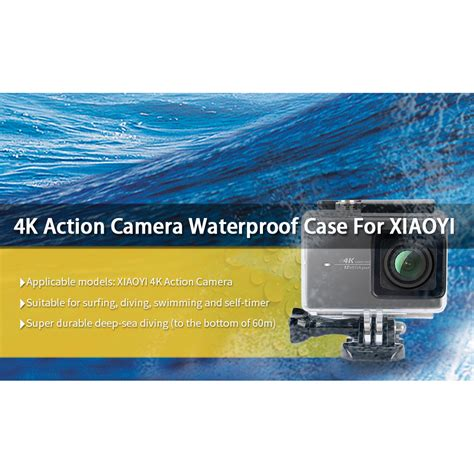 Kingma Waterproof Yi kingma underwater waterproof ipx 8 60m for xiaomi yi