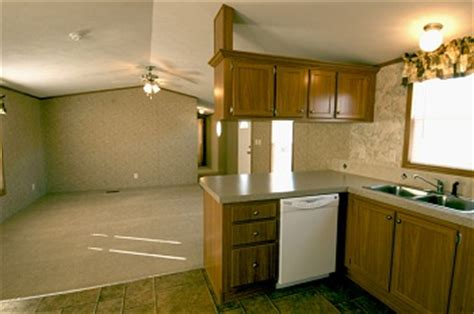 Single Wide Mobile Home Floor Plan Spring View 725CT