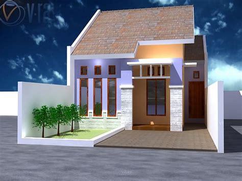 desain rumah yang minimalis desain rumah mungil type 27 yang nyaman dan indah rumah