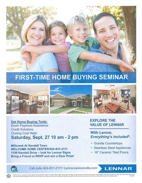 time home buyers seminar jacksonville saturday 10