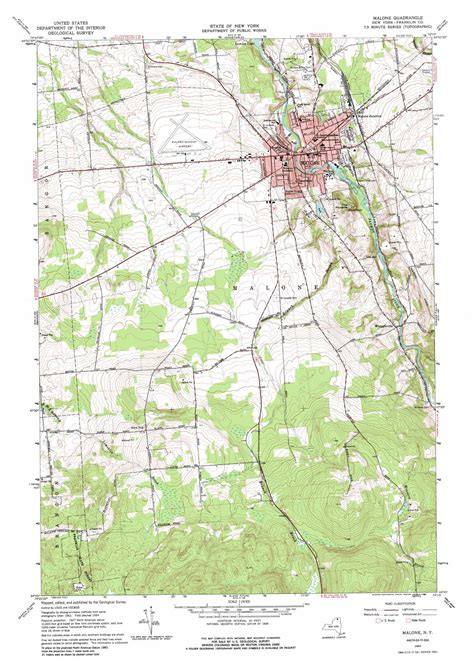 malone ny map malone topographic map ny usgs topo 44074g3