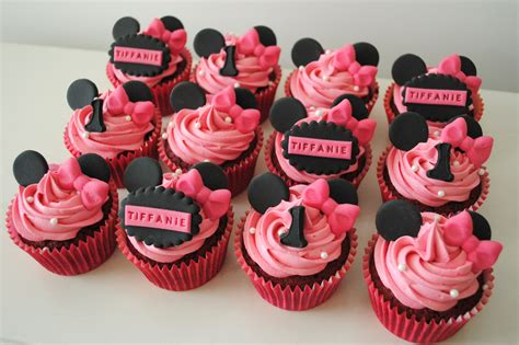 cupcakes blog archive minnie mouse cupcakes