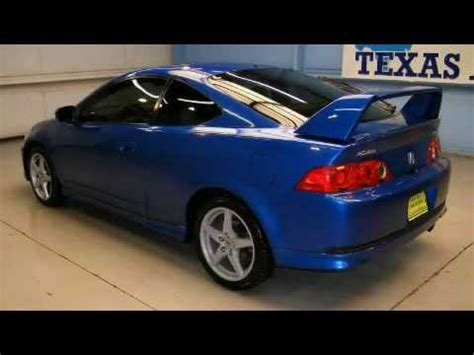 how cars engines work 2005 acura rsx electronic throttle control pre owned 2005 acura rsx type s san antonio tx youtube