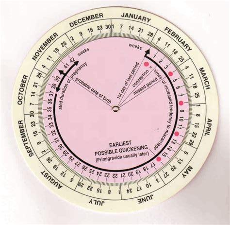 Calendario De Ovulacion Calendario Ovulacion Elbuencalendario Es