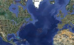 North America And Europe Map by Us Europe Could Collide To Form Supercontinent Science