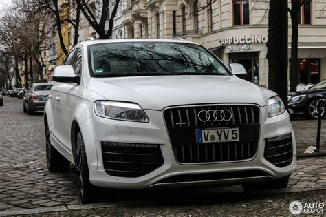 audi q7 tdi audi q7 v12 tdi 21 january 2017 autogespot
