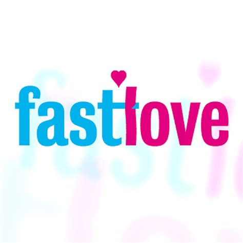 Fastlove speed dating review