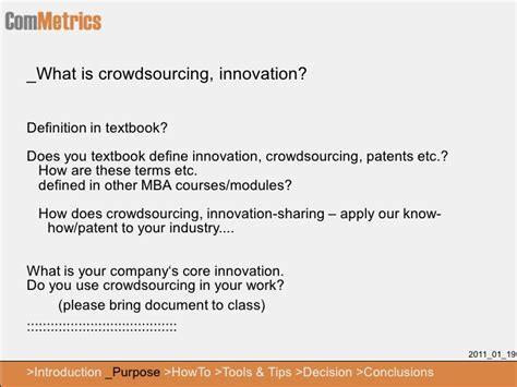 Crowdsourcing Mba by Crowdsourcing Apps While Creating Value From Data