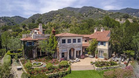 jeff bridges home jeff bridges lists montecito compound at 29 5 million