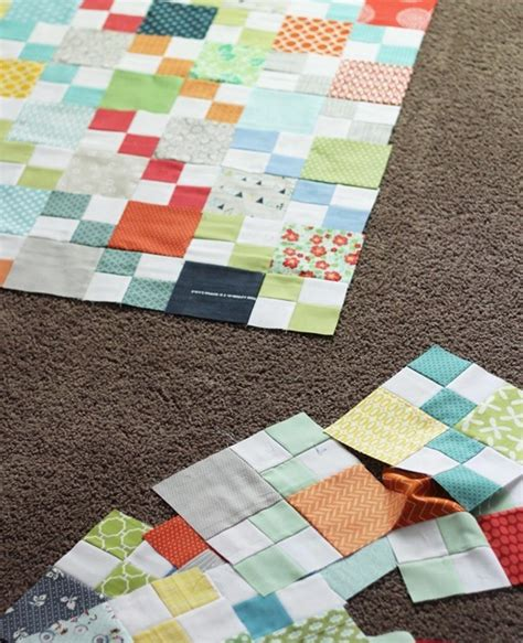 scrappy and happy quilts limited palette tons of books scrappy summer tutorial cluck cluck sew